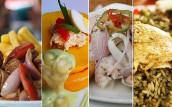 la cocian peruana mejor del mundo