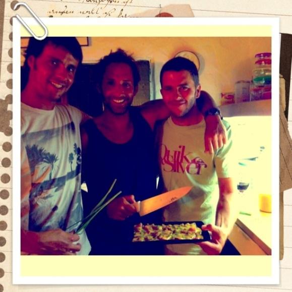 clase de cocina 2