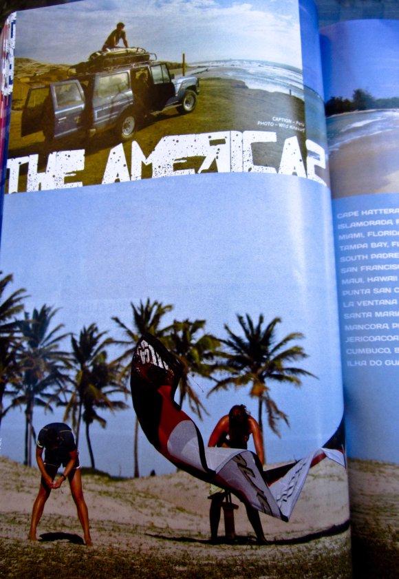 destination kitesurf the americas