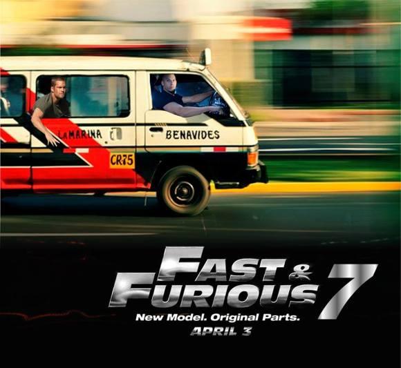 fast & furious peruano