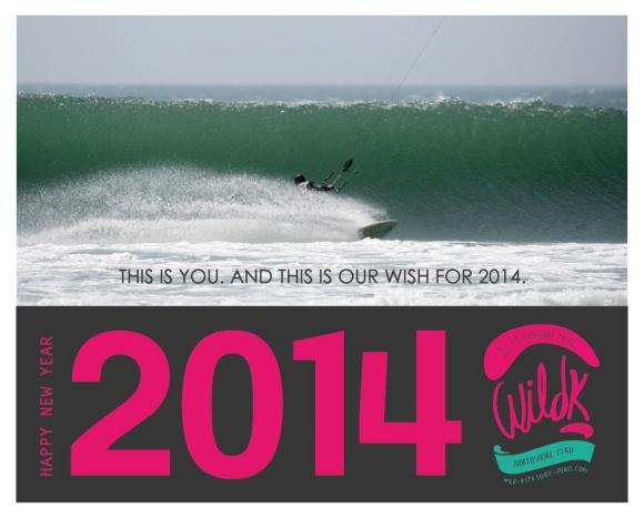 Feliz año kitesurf peru blog